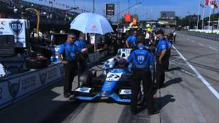 2014 Chevrolet Dual In Detroit Qualifying Highlights Race 2
