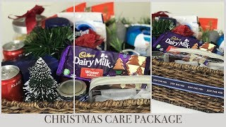 CHRISTMAS GIFTS 2018 | COLLEGE CARE PACKAGE