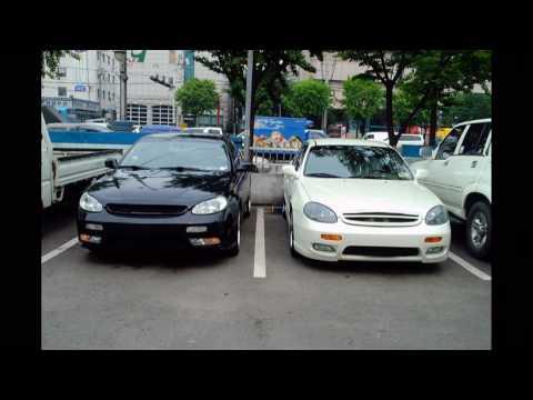 Daewoo Leganza Video