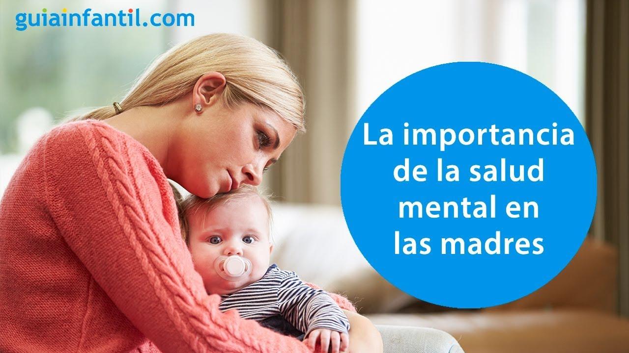 Cuando la maternidad te anula | La salud mental de las madres es una prioridad