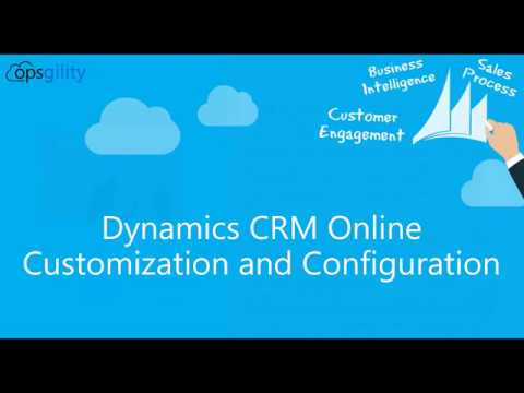 Dynamics CRM Online Customization and Configuration with Britta ...