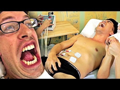 The Try Guys Try Labor Pain Simulation • Motherhood: Part 4 (видео)