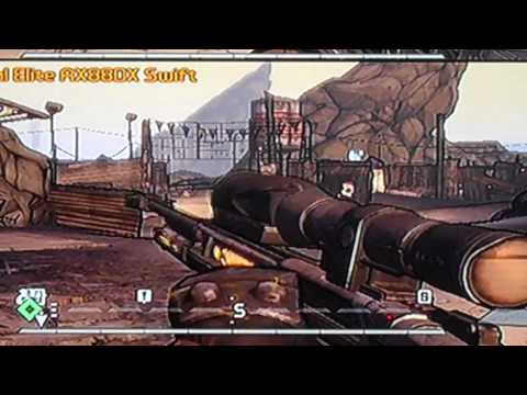 How To Mod Weapons In Borderlands using WillowTree PS3 XBOX