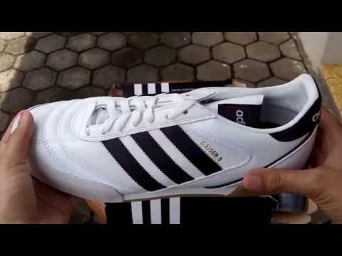 Adidas Kaiser 5 Goal white/black