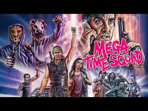 Trailer For Mega Time Squad