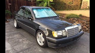 1993 Mercedes 500E - One Take | Kholo.pk