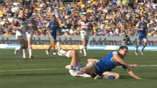 NRL 2012 Round 8 Highlights: Eels V Wests Tigers
