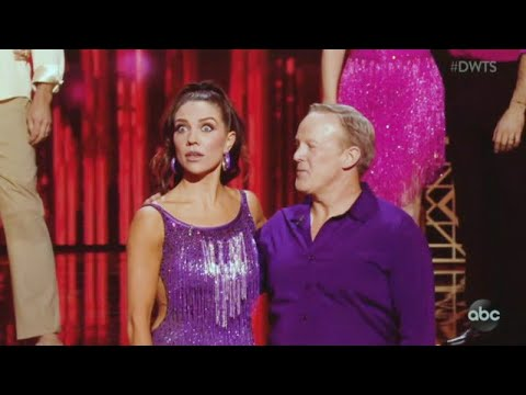 Download 'DWTS' judges 'irritated' by Sean Spicer not being eliminated despite low scores Mp4 HD Video and MP3