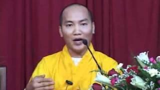Phật Pháp: Hóa Giải Nghiệp Tiền Kiếp - Thích Phước Tiến