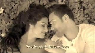 Prince Royce   Darte Un Beso Con Letra Official Video + Descarga MP3