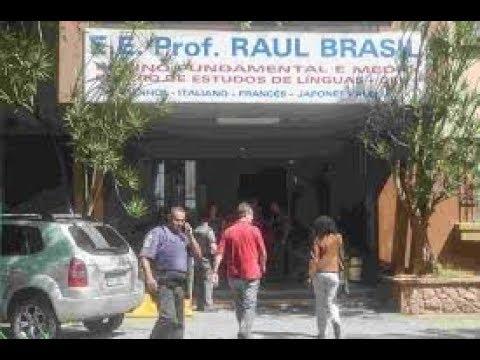 O Brasil Em Ruinas Tiros Foram Disparados em Escola em Suzano Até Agora 8 Mortos