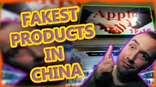 Shanghai Counterfeit Market!