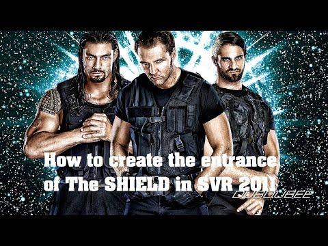 wwe smack down vs raw 2011 my created superstars tag team