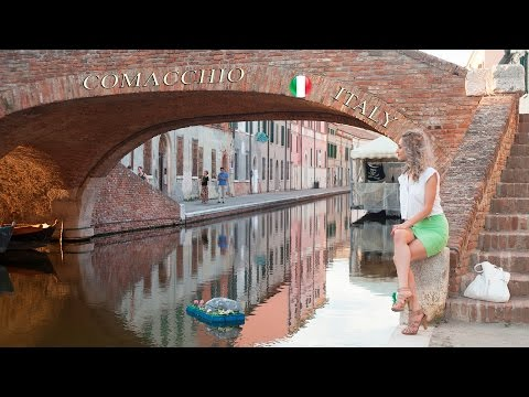 "Comacchio – the ""little Venice""
