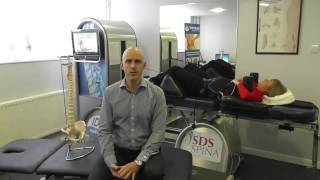 preview picture of video 'Sciatica Treatment with IDD Therapy at Sports & Spinal Physio, Brentwood Essex'