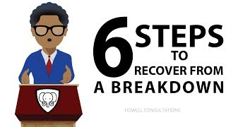 How To Recover From a Breakdown (FROM MENTAL BREAKDOWN TO BREAKTROUGH!)
