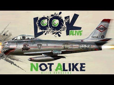 "Look Alive but Not Alike ft. Eminem & Royce Da 5'9"" [Nitin Randhawa Remix]"
