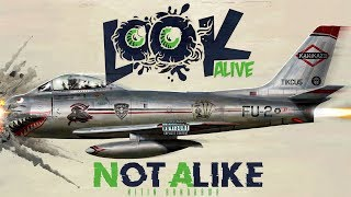 "Look Alive but Not Alike ft. Eminem & Royce Da 5'9"" [Nitin Randhawa Remix]"