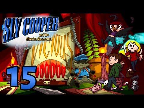 DICK BAG DICK   Sly Cooper The Thievius Raccoonus Part 15