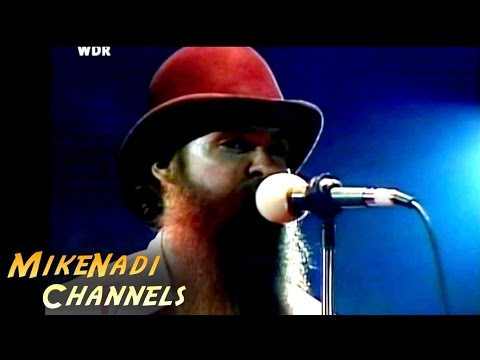 ZZ TOP - Tube Snake Boogie - 1980 *re-upload