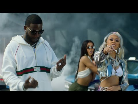 Lakeyah – Poppin ft Gucci Mane (Official Video)