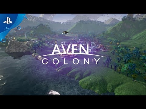 Aven Colony - Pre-Order Trailer   PS4 thumbnail