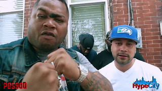 HypeCity Presents: POS900 Cypher Featuring Special Guest Bangout