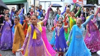 Cute Bollywood Dancing Kids in Germany - Bollywood-Arts Official Video