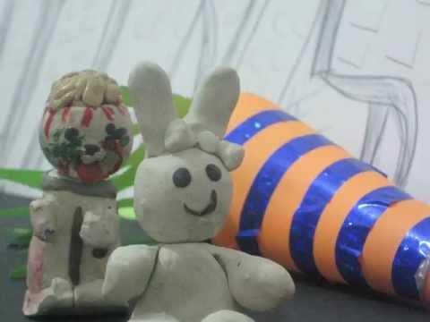 NERVIOS - Conejo astro zombie