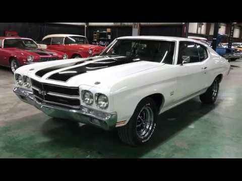 Video of '70 Chevelle located in Sherman Texas - $29,000.00 Offered by PC Investments - QBT6