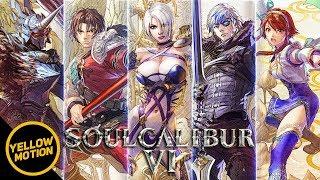 PrimalGames.de : Soul Calibur VI Trailer