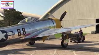DFN:WWII Aircraft Moves(P-51 and P-47) UNITED STATES 08.14.2018