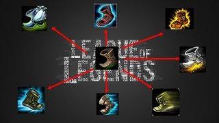 LoL| Ayakkabı-Çizme Rehberi  (Facecamlı ilk video)