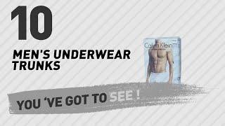 Calvin Klein Mens Underwear Trunks // UK New & Popular 2017