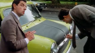 The Secrets of Mr Bean's Car   Full Episodes   Classic Mr Bean
