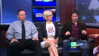 Lisa chats with stars from 'Days of our Lives'