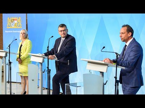 Pressekonferenz vom 06.10.2020 - in Deutscher Gebärdensprache