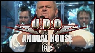 U.D.O. - Animal House (2015) // official live clip // AFM Records