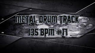 Destructive Nu Metal Drum Track 135 BPM | Preset 2.0 (HQ,HD)