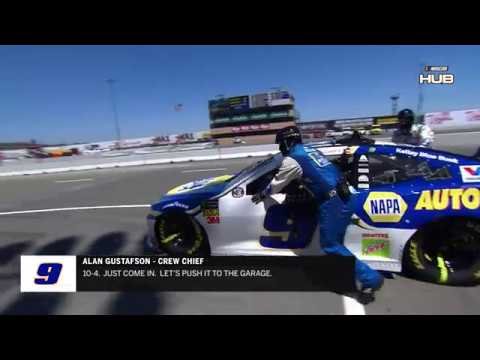 NASCAR RACE HUB's Sonoma RADIOACTIVE: The road to victory