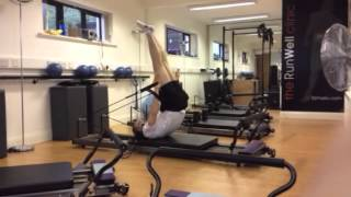 Long Spine Reformer Pilates