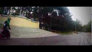 Paulius Aleknavičius Yamaha Slider Stunt 2013 (The Best FreeStyle)