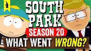 South Park – Season 20: What Went Wrong? – Wisecrack Edition