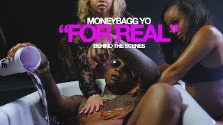 Moneybagg Yo - For Real Music Video (Behind The Scenes)