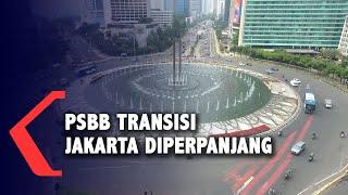 PSBB Transisi Kembali Diperpanjang, Pemprov DKI Jakarta Klaim Penularan Covid-19 Melandai