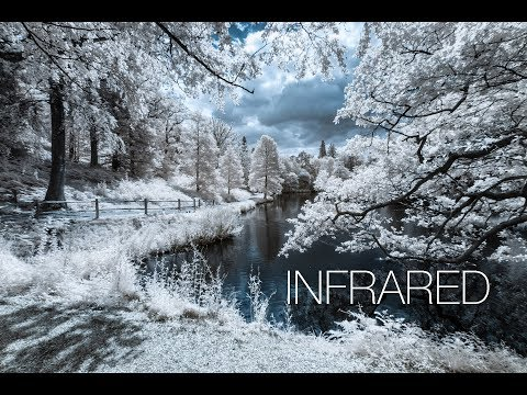 INFRARED PHOTOGRAPHY TUTORIAL