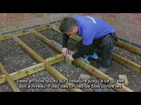 Comment construire sa propre terrasse en bois ?