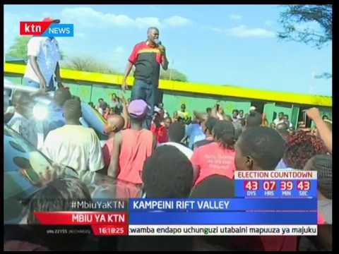 Tukio latokea mjini Kabarnet, Kampeini Rift Valley