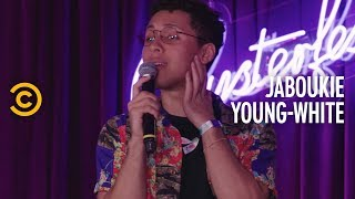 Jaboukie Young-White Knows Why Millennials Don't Buy Diamonds - Up Next - Uncensored