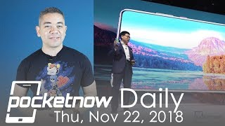 Huawei Mate Flex, Galaxy Note 9 camera issues & more